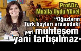 Türk Tarihçisi Prof.Dr. Mualla Uydu Yücel ile Oğuzlar hakkında söyleşi