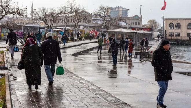 Hava durumu: Meteoroloji'den İstanbul için yağış uyarısı