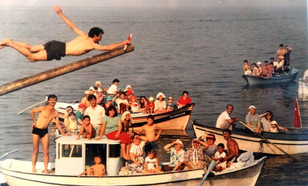 direk yarışması (Foto: Gündoğdu Gürsoy arşividir)
