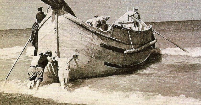 Karadeniz'in Ünlü Yük Kayıkları Mavna ve Çapar'ları Bilir misiniz?