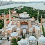 Hagia Sophia becomes the Mosque