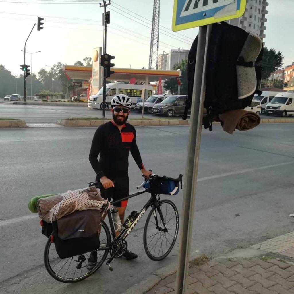 Bu röportajda Bay Bisikletli'nin hikayesini okuyacaksınız