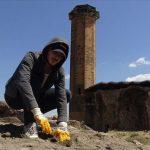 Anadolu'daki ilk Türk camisi Ebul Menuçehr restore çalışması sürüyor
