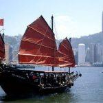 Hong Kong'un sulardaki son otantik hurdası